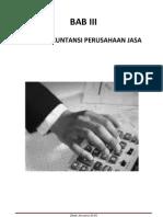 Siklus Akuntansi Perusahaan Jasa