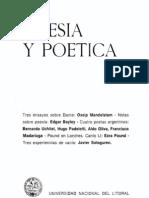 Poesía y Poética, 1 (revista completa)