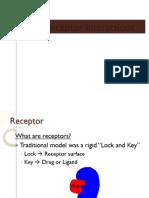 Materi-1 & 2 Drug-Receptor Interactions