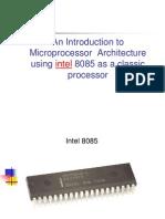8085Timing and Pin