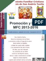 Promoción y Pesca MFC San Andrés Tuxtla 2013 