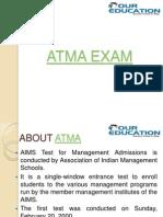 ATMA Exam