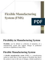 FQ Flexible Manufacturing Systems FMS