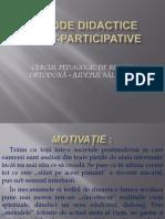 Metode Didactice Activ-participative