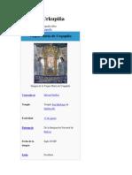 Virgen de Urkupiña