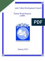 LRGVDC AWP 2013