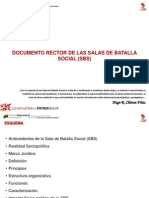Documento Rector de La Sbs (11-05)