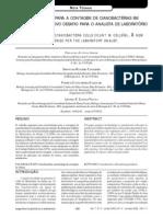 40574301 Metodologia Para a Contagem de Cianobacterias Em Celulas Ml Um Novo Desafio Para o Analista de Laboratorio