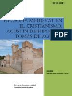 San Agustin y Santo Tomas