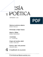 Poesía y Poética, 4 (revista completa)