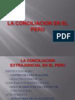 La Ley de Conciliacion