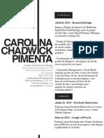 CV Carolina Pimenta