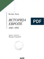 Istorija Evrope Od 1945-1992 Godine, Volter Lakern