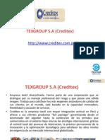 Texgroup s.a (Creditex)
