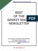 Sankey Magic e Book