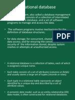 Kind of Data Database