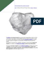 Piedra lumbre 1ª piedra desodorante
