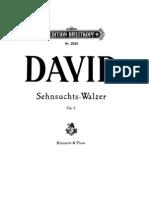 Ferdinand David - Clarinet and piano