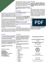 Dbm s Brochure 2013
