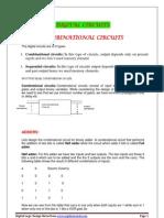 Basic Digital Logic Design Notes