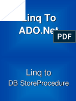 Linq to Db Sp