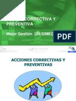 4. Acción Correctiva y Preventiva - 2