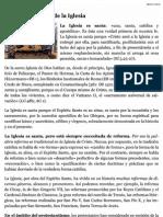 (01) Las Reformas de La Iglesia