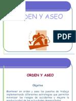Orden y Aseo