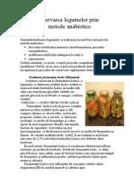 0 Conservarea Legumelor Prin Metode Anabiotice