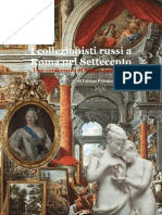2013 POLOMOSHNYKH ANDROSOV I Collezionisti Russi a Roma Nel Settecento