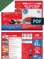 Meniu Dominos Pizza Romania2
