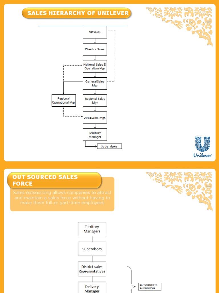 Unilever sales hierarchy revenue pakistan thecheapjerseys Choice Image