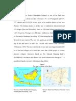 Porong and Hot Mud disaster