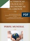 Caracteristicas Psicologicas y Socioeconomicas Del Geronte