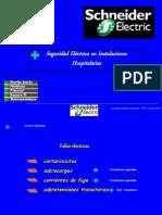 Seguridad Electrica HospitalariaTeoria y Oferta General