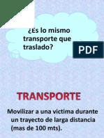 Transporte Post