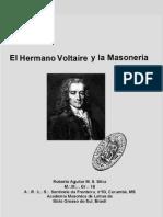 El Hermano Voltaire y La Masoneria