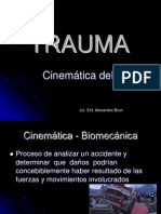 Cinematica Trauma Post