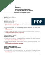 Cronograma presentación alumnos  13- 05