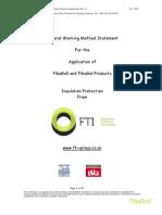 FTI FibaRoll InstallationApplicationMethods Rev3 3De+2009