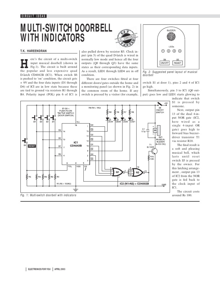 Electronics Projjects1 Electronic Circuits Transistor Ultrasonic Switch And Diagramelectronics