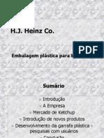Estudo de Caso - Heinz