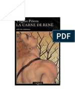 Virgilio Pinera. La Carne de Rene