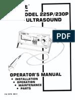 Fluke Model 16 Multi Meter Calibration Information