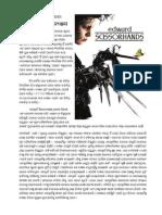 Amanisa ra Sundarata- Edward Scissorhands