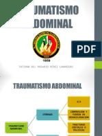 Traumatismo Abdominal