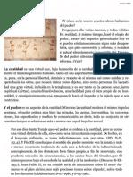 (10) El pudor –I