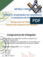 06 Congruencia y Semejanza de Triangulos