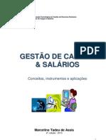 Apostila Gestao Cargos e Salarios 2013 UNICARIOCA