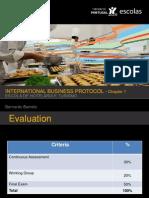 1- International Business Protocol